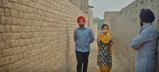 चन्ना Channa Ve Song Lyrics In Hindi - B Praak