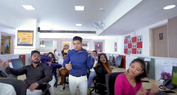 फुल पॉवर Full Power Song Lyrics In Hindi - Lil Golu
