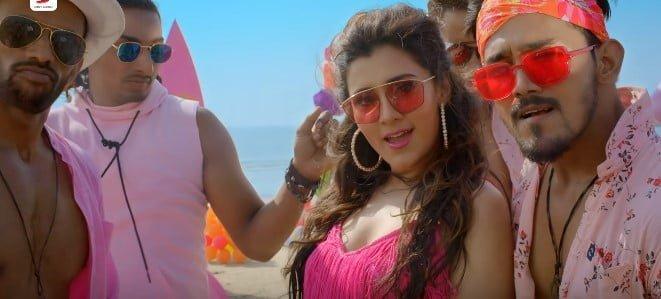 हेरमोसा Hermosa Song Lyrics In Hindi - Aastha Gill