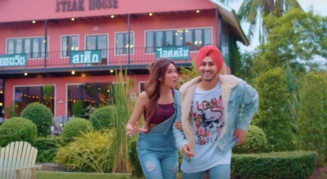 ऐदा ही सोहनी Aida Hi Sohni Song Lyrics Hindi - Rohanpreet Singh