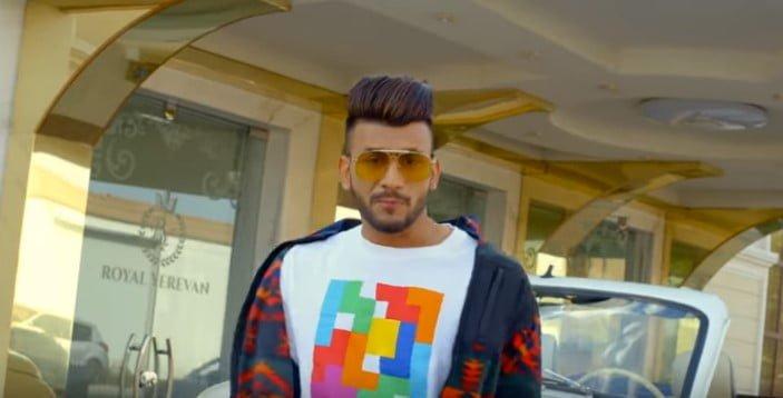 कार तेरे पिच्छे Car Tere Piche Song Lyrics Hindi - Nawab