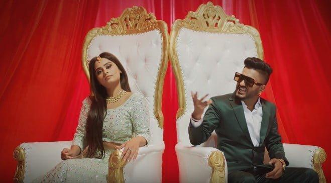 कोका Koka Song Lyrics In Hindi - G Khan & Mehar Vaani