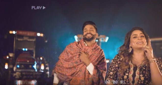 चंडीगढ़ Chandigarh Song Lyrics Hindi - Dilpreet Dhillon & Gurlej Akhtar