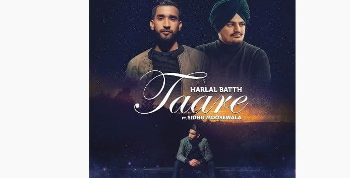 तारे Taare Song Lyrics Hindi - Harlal Batth