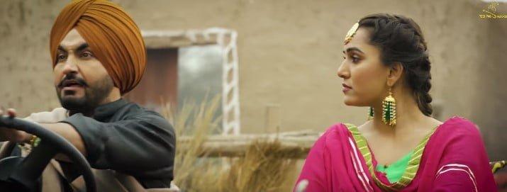 धक् पौनी आं Dhak Pauni Aan Song Lyrics Hindi - Ravinder Grewal