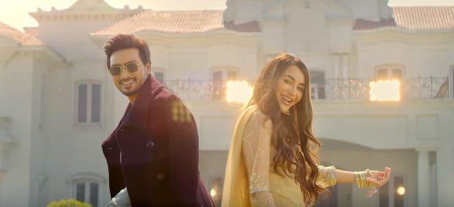 पिंक पिंक अड्डीया Pink Pink Addiyaan Song Lyrics Hindi - Amrit Maan