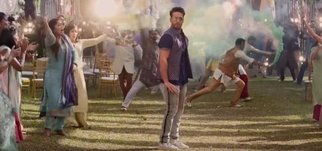 भंकस Bhankas Song Lyrics Hindi - Baaghi 3