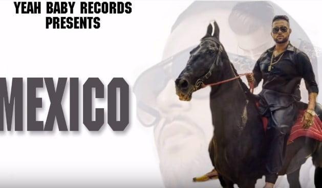 मेक्सिको Mexico Song Lyrics Hindi - Karan Aujla