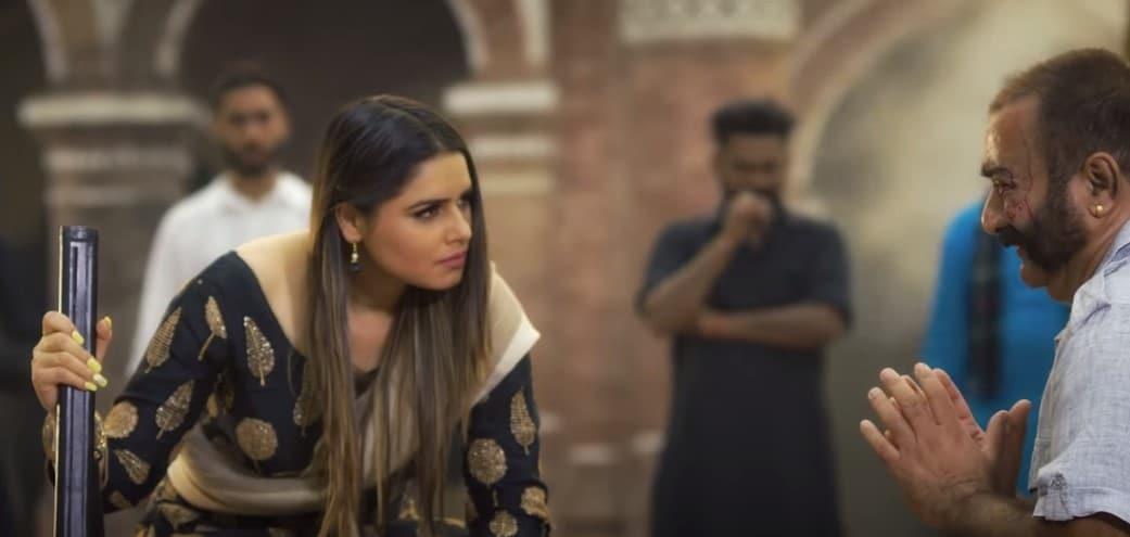 जट्टी एंड Jatti End Song Lyrics Hindi - Preet Thind