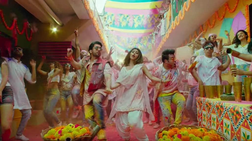 होली में रंगीले Holi Mein Rangeele Song Lyrics Hindi – Mika Singh