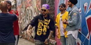 All Eyez On Me Song Lyrics Hindi - Jazzy B