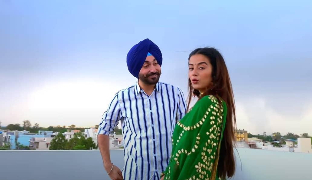 बिल्ले बिल्ले नैन Bille Bille Nain Song Lyrics Hindi - Gurpinder Panag