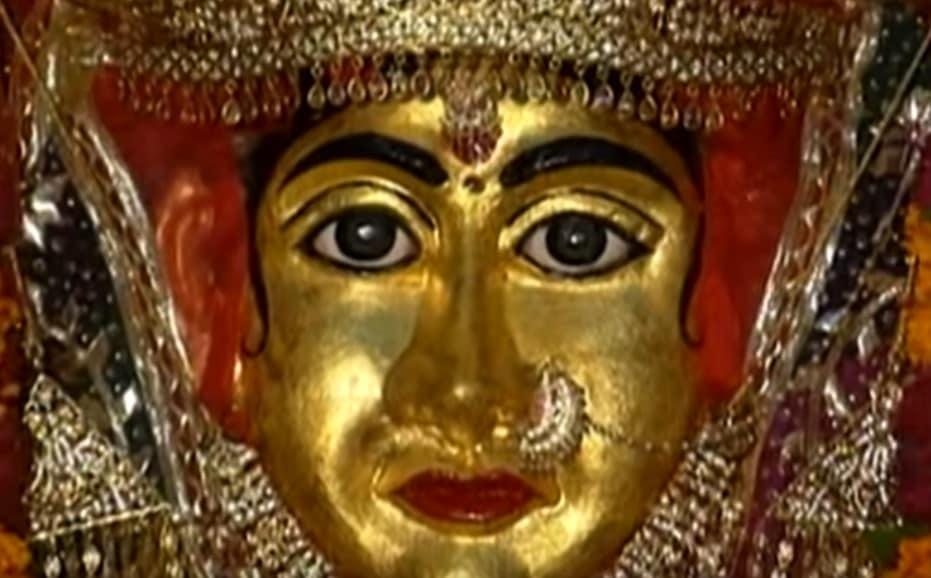 संतोषी माता आरती Santoshi Mata Aarti Lyrics Hindi - Anuradha Paudwal