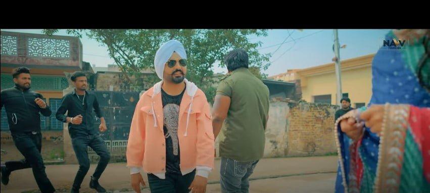 टेंशन Tension Song Lyrics Hindi - Vicky Heron Wala