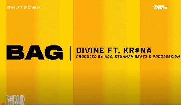 बैग लेके गुल्ल Bag Song Lyrics Hindi – Divine & Kr$na