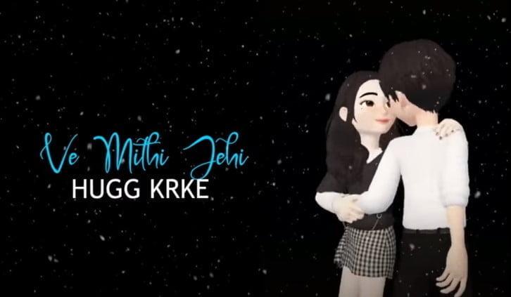 मिठी जेहि Mithi Jehi Song Lyrics Hindi - Dilnoor