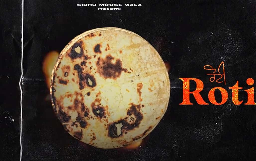 रोटी Roti Song Lyrics Hindi - Sidhu Moose Wala