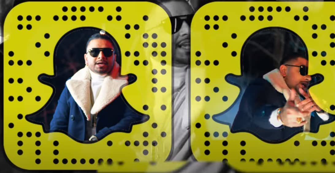 स्नैपचैट वालिये Snapchat Waliye Song Lyrics Hindi - Money Aujla
