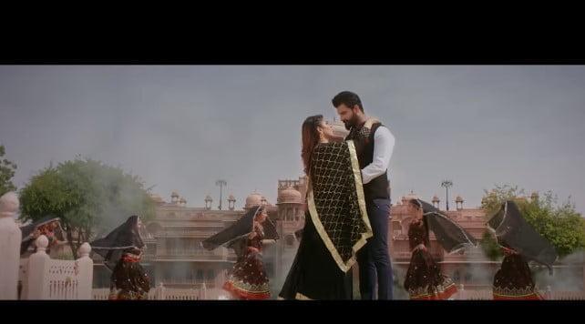 तेरा इश्क Tera Ishq Song Lyrics Hindi - Mannat Noor