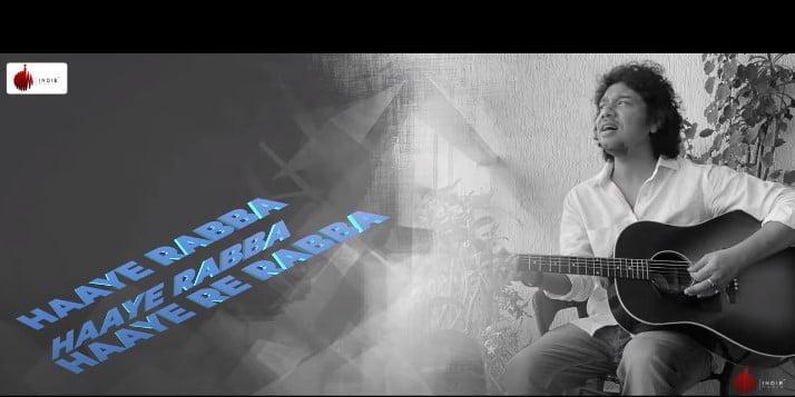 हाये रब्बा Haaye Rabba Song Lyrics Hindi - Papon