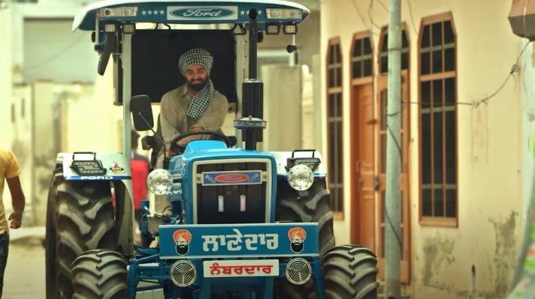 गोरे जट Gore Jatt Song Lyrics In Hindi - Resham Singh Anmol