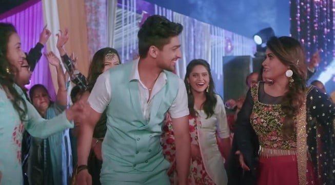 डीजे DJ Vajda Song Lyrics In Hindi - Miss Pooja