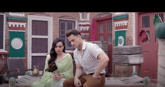 तेरी गली Teri Gali Song Lyrics In Hindi - Barbie Maan
