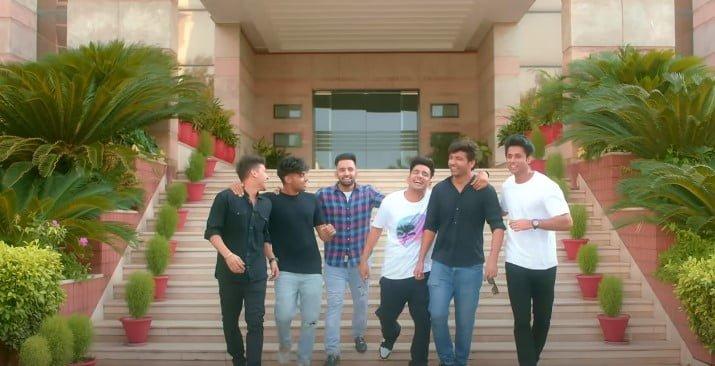 College Wale Yaar Song Lyrics In Hindi - Harf Cheema