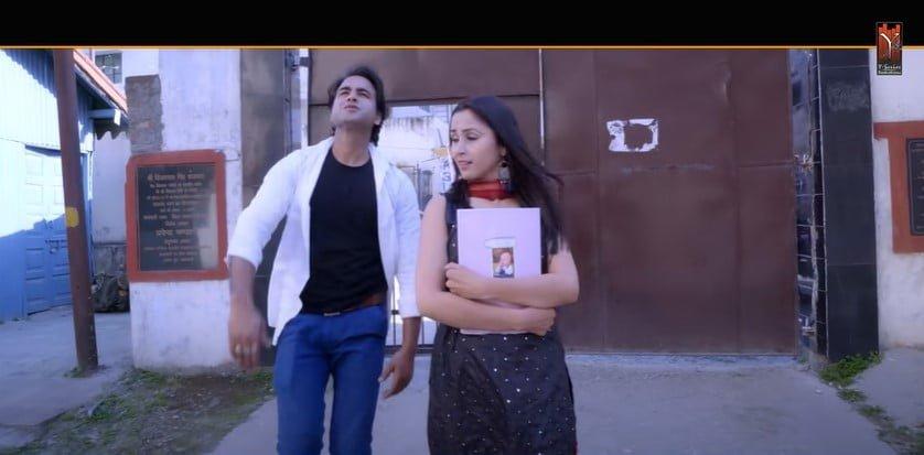 काजल Kajal Song Lyrics In Hindi - Madhusudan Nautiyal