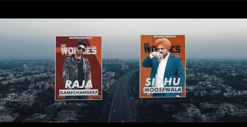नो वोर्रिएस No Worries Song Lyrics In Hindi - Sidhu Moose Wala