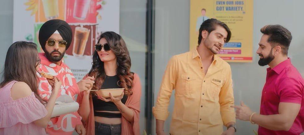 रिग्रेट Regret Song Lyrics In Hindi - Ammy Virk