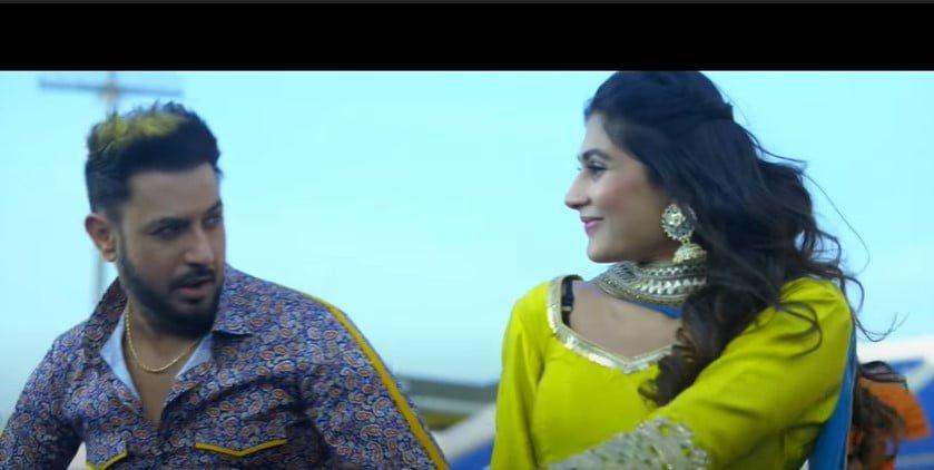 सोने दी डब्बी Sone Di Dabbi Song Lyrics Hindi - Gippy Grewal