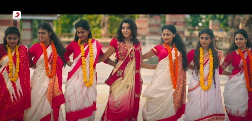 গেন্দা ফুল Genda Phool Song Lyrics In Hindi (2020)