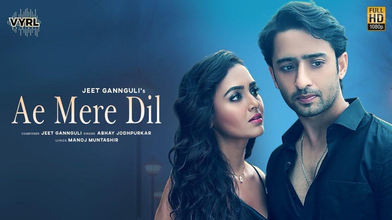Ae Mere Dil Lyrics In Hindi (2020) - Abhay Jodhpurkar