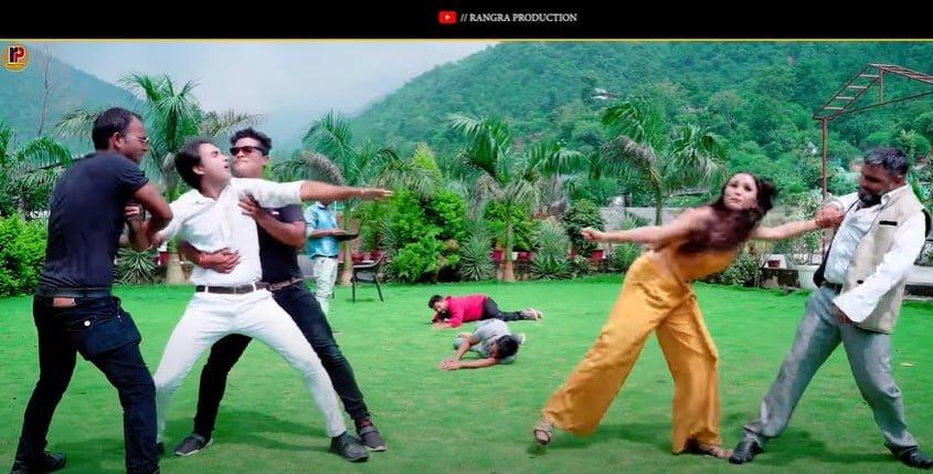 Baby Sona Song Lyrics In Hindi (2020) - Mohan Bisht & Anisha Ranghar