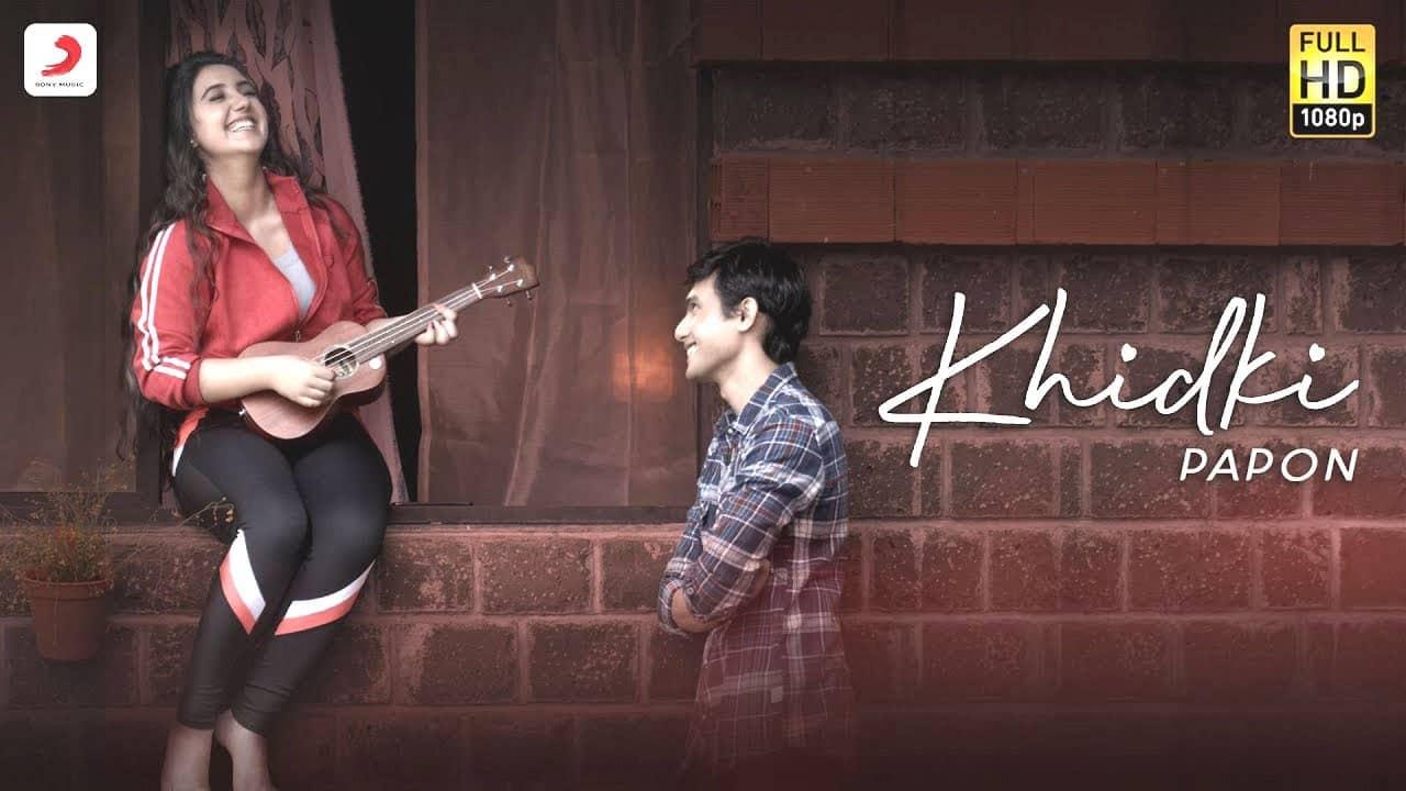 Khidki Lyrics In Hindi (2020) - Papon