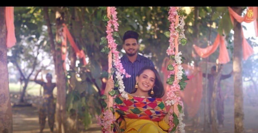 Teri Aa Jatta Song Lyrics In Hindi (2020) - Guntaj