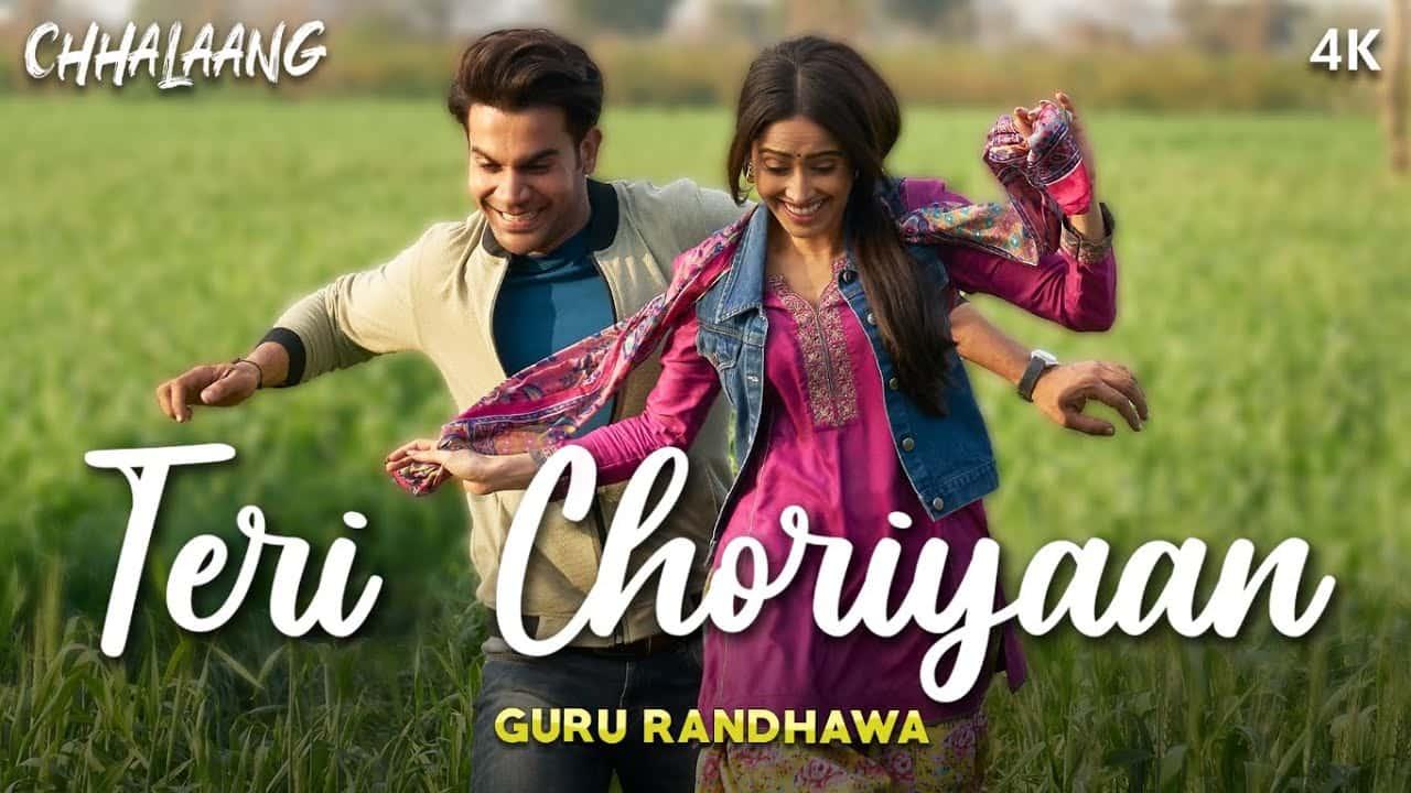 Teri Choriyaan Lyrics In Hindi (2020) - Guru Randhawa