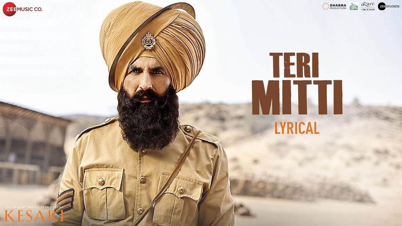 Teri Mitti Lyrics In Hindi (2019) - B Praak