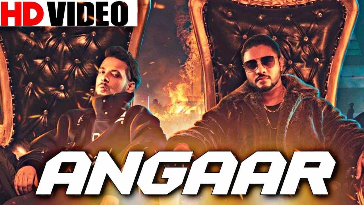 Angaar Lyrics In Hindi (2020) - Ikka & Raftaar