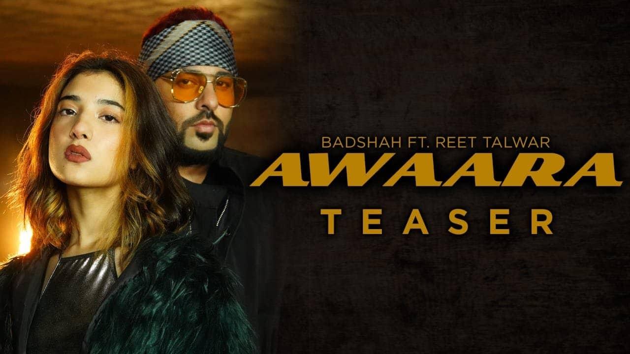 Awaara Lyrics In Hindi (2020) - Badshah