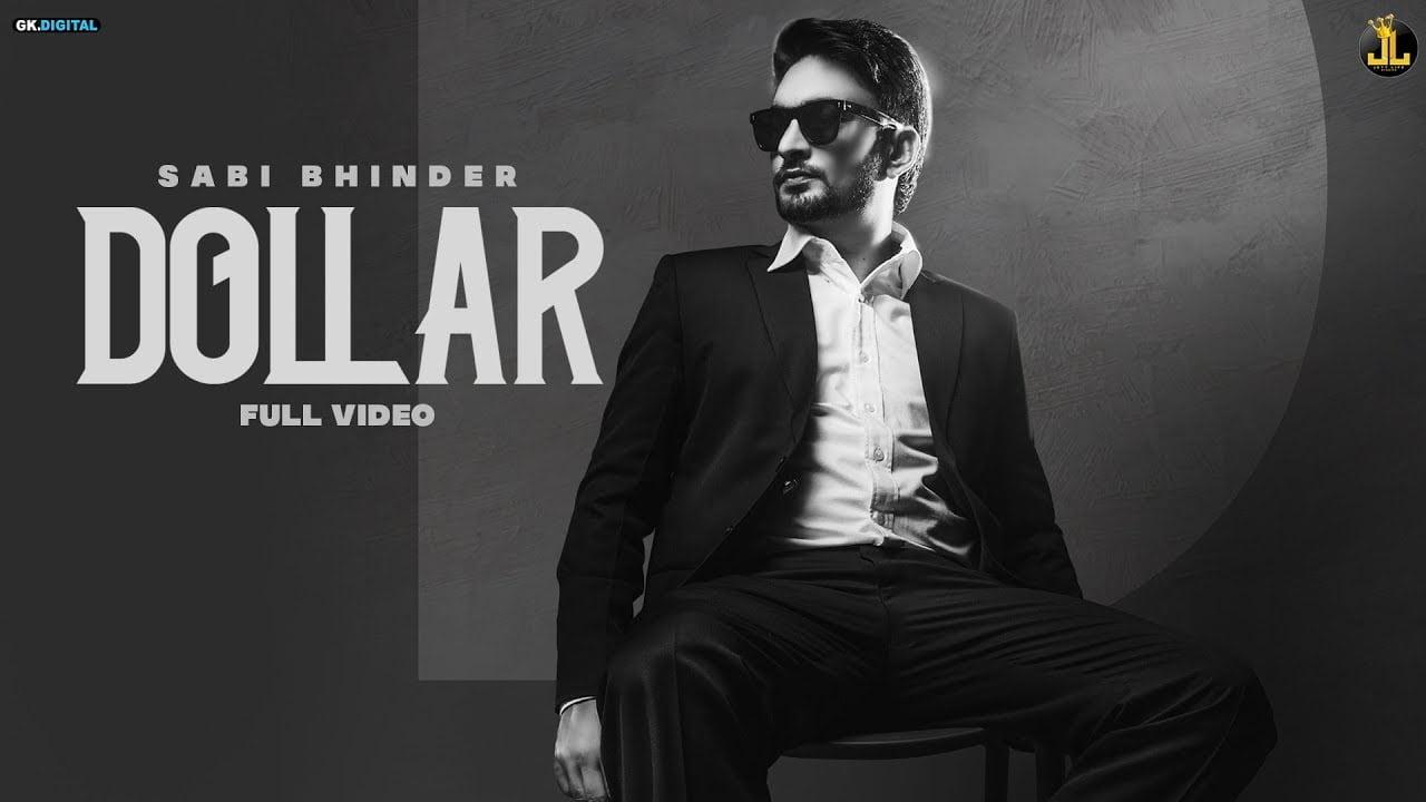 Dollar Lyrics In Hindi (2020) - Sabi Bhinder