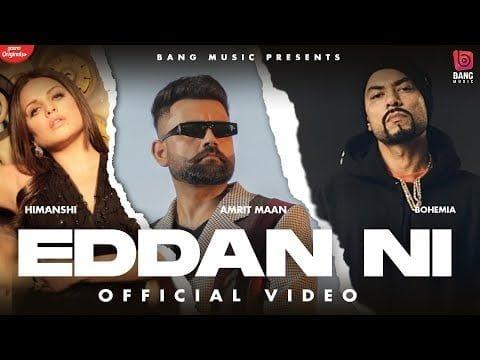 Eddan Ni Lyrics In Hindi (2020) - Amrit Maan
