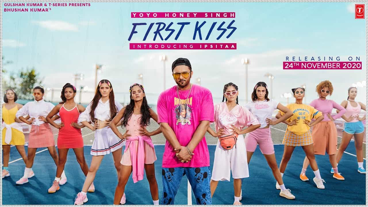 First Kiss Lyrics In Hindi (2020) - Yo Yo Honey Singh
