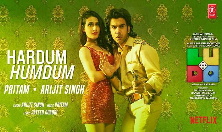 Hardum Humdum Lyrics In Hindi (2020) - Arijit Singh