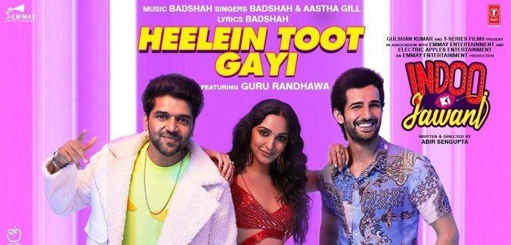 Heelein Toot Gayi Lyrics In Hindi (2020) - Guru Randhawa & Badshah