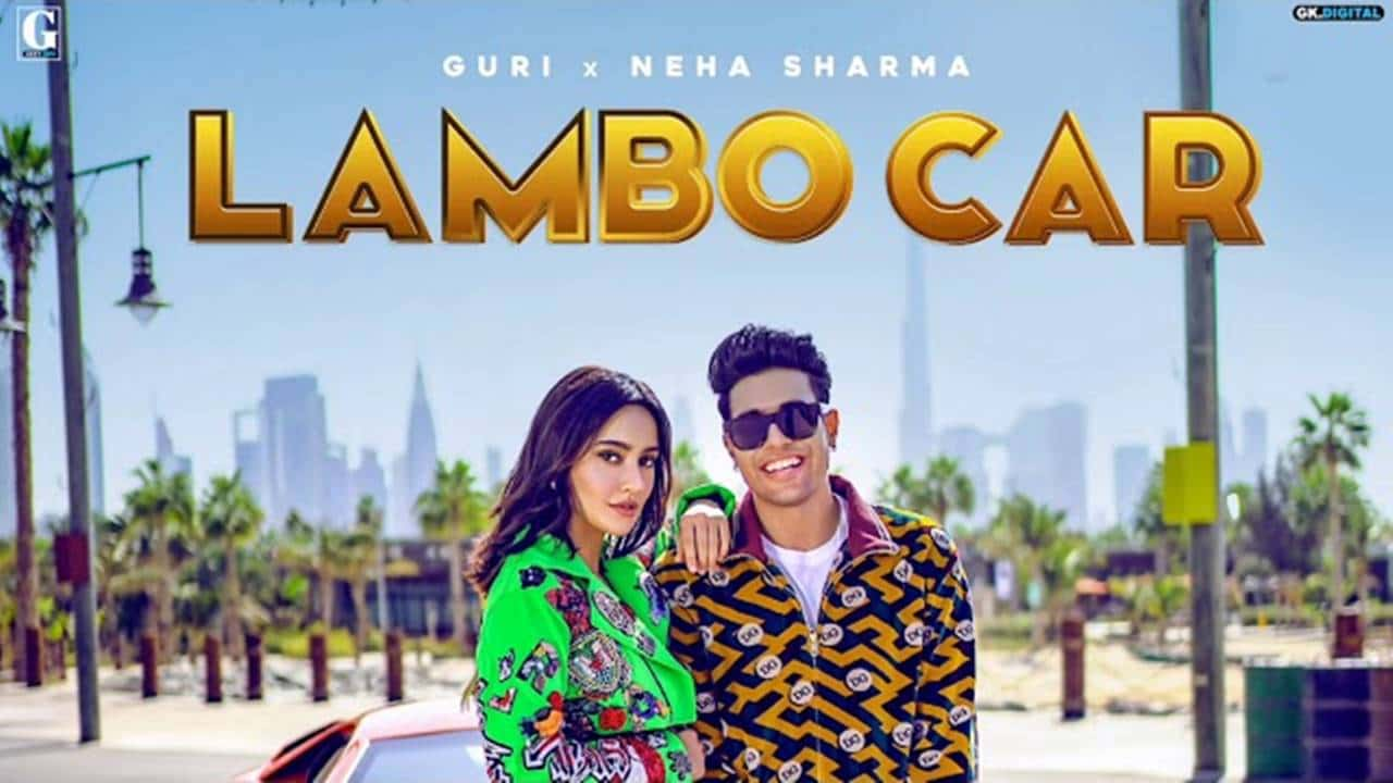 Lambo Car Lyrics In Hindi (2020) - Guri & Simar Kaur