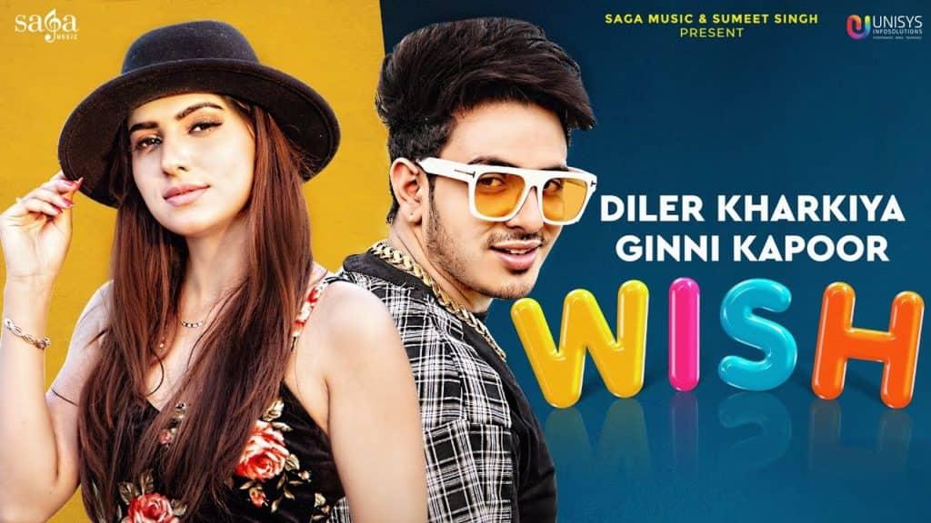 Wish Lyrics In Hindi (2020) - Diler Kharkiya