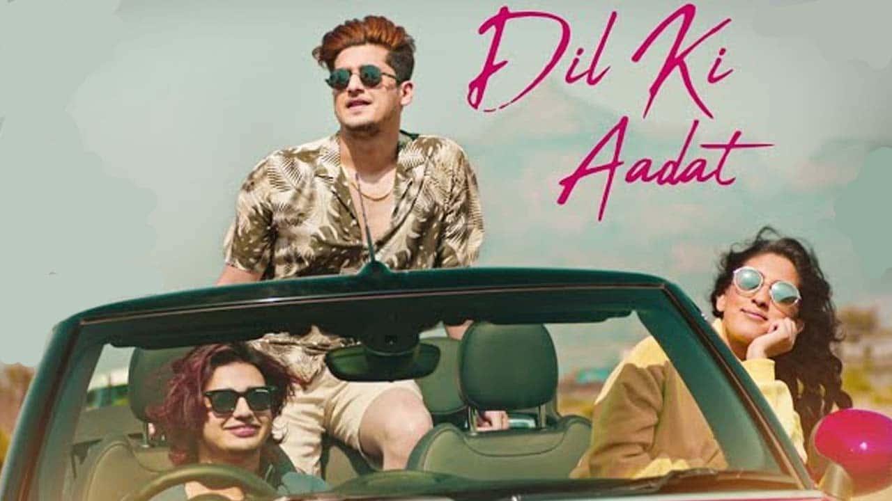 Dil Ki Aadat Lyrics In Hindi (2020) - Stebin Ben