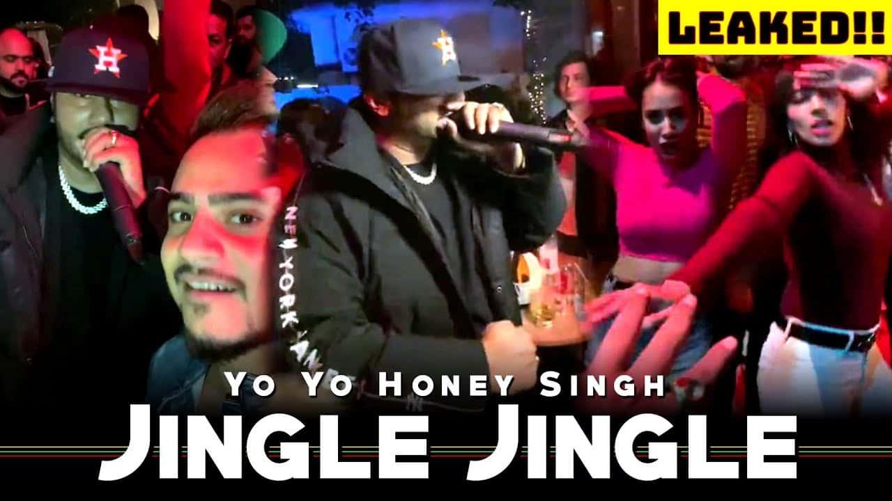 Jingle Jingle Lyrics In Hindi (2020) - Yo Yo Honey Singh